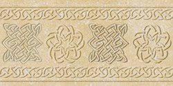 <b>Декор подступенник Stone Ocre</b> 15*33