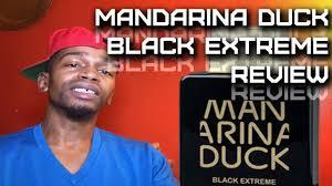 Black Extreme by <b>Mandarina Duck</b> Men's Fragrance Review | My La ...