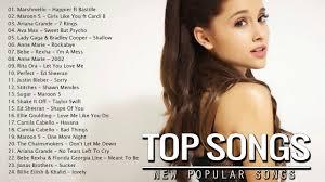 <b>New</b> Pop Songs Playlist <b>2019</b> - Billboard Hot <b>100</b> Chart - Top Songs ...