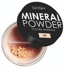 Gosh, <b>Пудра</b> рассыпчатая минеральная для <b>лица Mineral Powder</b> ...