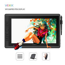 <b>VEIKK VK1560</b> Pro <b>15.6</b> Inch Pen Display Graphics Monitor IPS HD ...