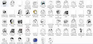 Emoticones Memes - emoticones memes para facebook related to ... via Relatably.com