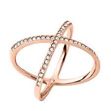 <b>Кольцо Michael Kors</b> MKJ4137791-165 — купить в интернет ...