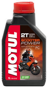 <b>Моторное масло Motul Scooter</b> Power 2T 1 л — Моторные масла ...