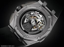 Royal Oak Offshore Grande Complication Titanium