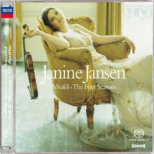 Product Family | <b>VIVALDI</b> The Four Seasons / <b>Janine Jansen</b>