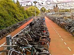 Resultado de imagen de bicicletas amsterdam