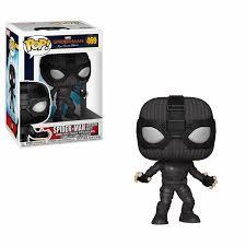 <b>Фигурка Funko POP</b> Marvel: <b>Spider</b>-<b>Man</b> Far From Home: Spider ...