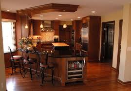 attractive coffee bar home