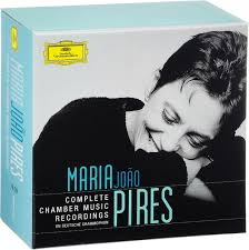 Maria Joao Pires. Complete Chamber Music Recordings (12 CD ...