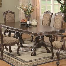 Traditional Dining Room Tables Traditional Amp Classic Dining Tables Glass Top Dining Tables