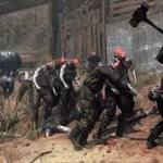 Metal Gear Survive — watch me puke and punch animals