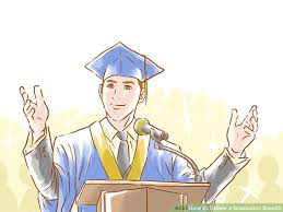 how to deliver a graduation speech    sample speeches image titled deliver a graduation speech step