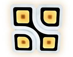 <b>Потолочный светодиодный светильник Ambrella</b> ACRYLICA ...