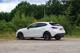 Black Mazda 3 Living With The Mazda3 Sport Black Edition