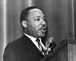 For today is Martin Luther King Day and few, if any, will be able to stomach the rank hypocrisy of extremist Jew controlled goyim like U.S. President ... - dr-martin-luther-king-jr-at-podium