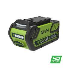 <b>Аккумулятор Greenworks</b> G40B6 40V 2923307 (6 Ач) - купить на ...