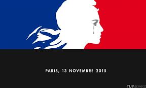 Resultado de imagen de images dessins attentats de paris 13  novembre