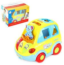 """Купить <b>Развивающая игрушка Veld co</b> 49373 """"Машинка - сортер ..."""