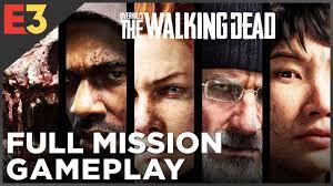 <b>Overkill's The</b> Walking Dead FULL MISSION Gameplay | Polygon ...