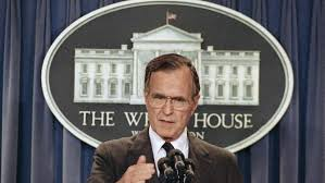 「1989, george bush president」の画像検索結果