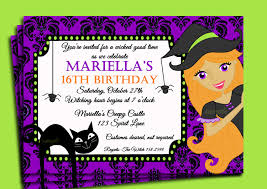 hd invtation card portal part  alluring halloween birthday invitations printable hd images for your invitation ideas