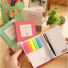 <b>Korean Creative Tower Hardcover</b> Combine Memopad Notepad ...