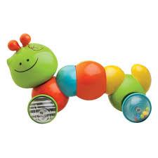 <b>Развивающая игрушка</b> B kids 4377 <b>гусеничка</b>-путешественница ...
