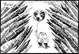 Image result for Peace CARTOON