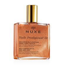 <b>Nuxe</b> Prodigieuse Продижьез - защита кожи от стресса!