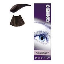C:ehko <b>Краска</b> для бровей коричневый/braun, 60 мл - купить ...