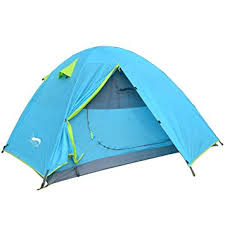 DESERT & FOX Backpacking Camping Tent ... - Amazon.com