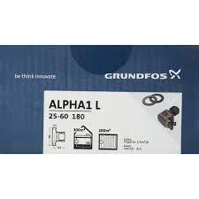 <b>Насос</b> циркуляционный <b>Grundfos Alpha1 L</b> 25/60 180 мм в Москве ...