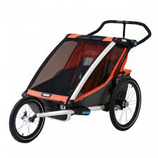 <b>Thule</b> Chariot Cross 2 with Jogging <b>Kit</b> Review | BabyGearLab