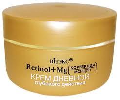 Витэкс Retinol+Mg <b>Крем</b> дневной для лица <b>глубокого</b> действия ...