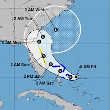 Tropical Storm Humberto expected to form by Saturday, head up ...