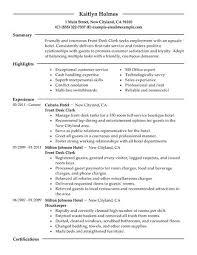 resume templates    hotel front desk resume sample hotel front      hotel front desk resume sample hotel front desk clerk resume sample