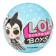 <b>Кукла L.O.L.</b> Surprise <b>Boys</b> Мальчики, 561699 — купить в ...