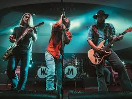 <b>Whiskey Myers</b> Reaches No. 1 on Billboard's Top Country Albums ...