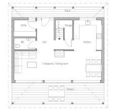Small House Plans Open ConceptSmall open concept house plans simple small open floor plans