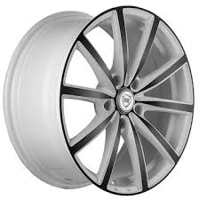 Disc Wheel <b>NZ F</b>-50 <b>8x18</b>/<b>5x105 D56</b>.<b>6</b> ET45 Black - buy at the price ...