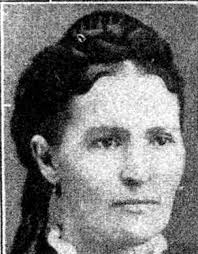 Caroline Richardson Aborn b. 1838. Married Lucius A. Aborn family - CarolineRichardsonAborn
