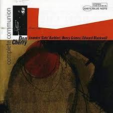 <b>DON CHERRY</b> - <b>Complete</b> Communion - Amazon.com Music