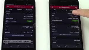 Huawei Honor 6 VS Ascend P7 - YouTube