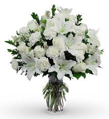 Image result for white lilies bouquets