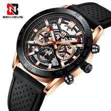 Новые модные <b>мужские часы Ben</b> Nevis, спортивные часы ...
