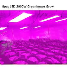 4pcs <b>led plant Grow</b> light Lamp Full Spectrum 1200w <b>1500w</b> 2000w ...