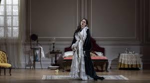 """Melody Louledjian <b>Soprano</b> - <b>La</b> Traviata - """"E tardi... Addio del ..."""