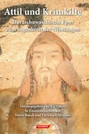 <b>...</b> das tschuwaschische Epos zum Sagenkreis der Nibelungen | <b>Kai Ehlers</b> - cover-200x300