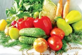 Фрукты и овощи для нашего здоровья фото